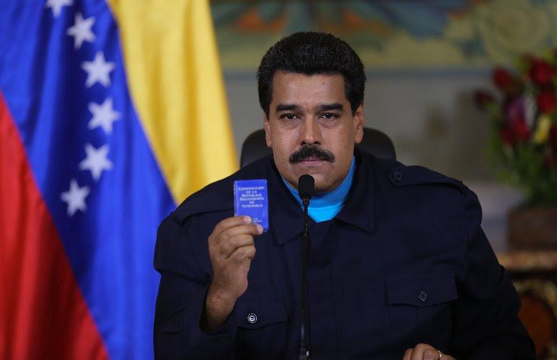 Presidente Maduro fija posición de Venezuela ante arremetida imperial