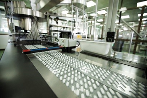 Pill manufacturing