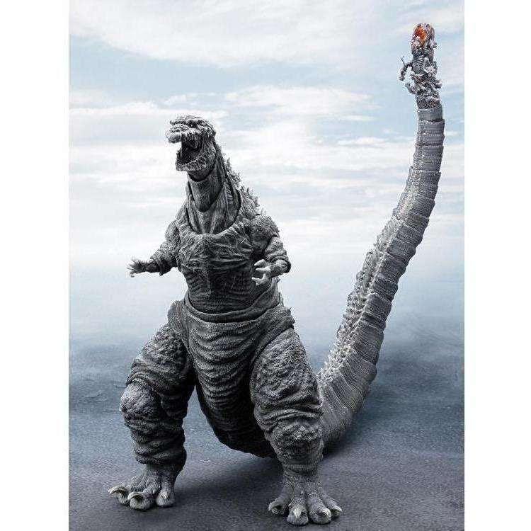 Image of Godzilla S.H.Monsterarts Shin Godzilla 4th Formation (Frozen Ver.)