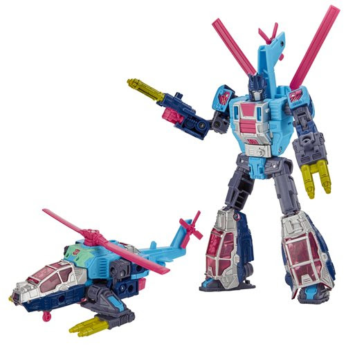 Image of Transformers Generations Selects War for Cybertron Deluxe Rotorstorm - Exclusive - OCTOBER 2020