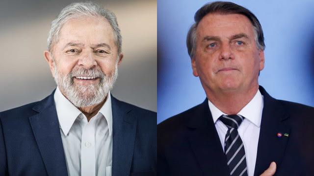 Eleições: Lula dispara e venceria Bolsonaro com 55% contra 30%