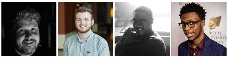 Dan Bowater, Paul Mitchell, Raph Williams and Micah Williams (from left to right) will answer your questions on live sound mixing and production for the House of Worship roundtable on July 28