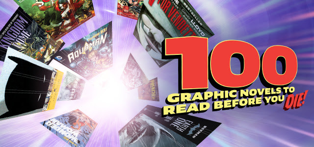 100 Graphic Novels Sale