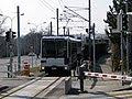 Lausanne Metro M1 at Bourdonnette.jpg