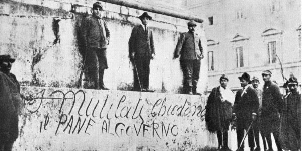 Il primo dopoguerra in Italia