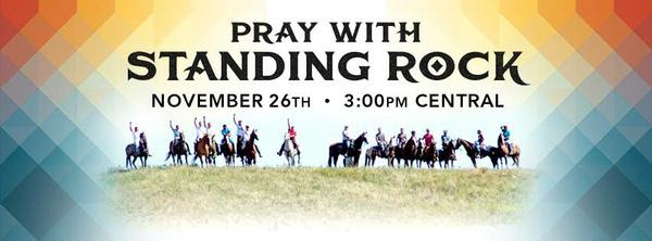 In One Hour - Standing Rock Global Synchronized Prayer :: Update from the Front Line 170abf74892d47f8900af76e518a8d7b