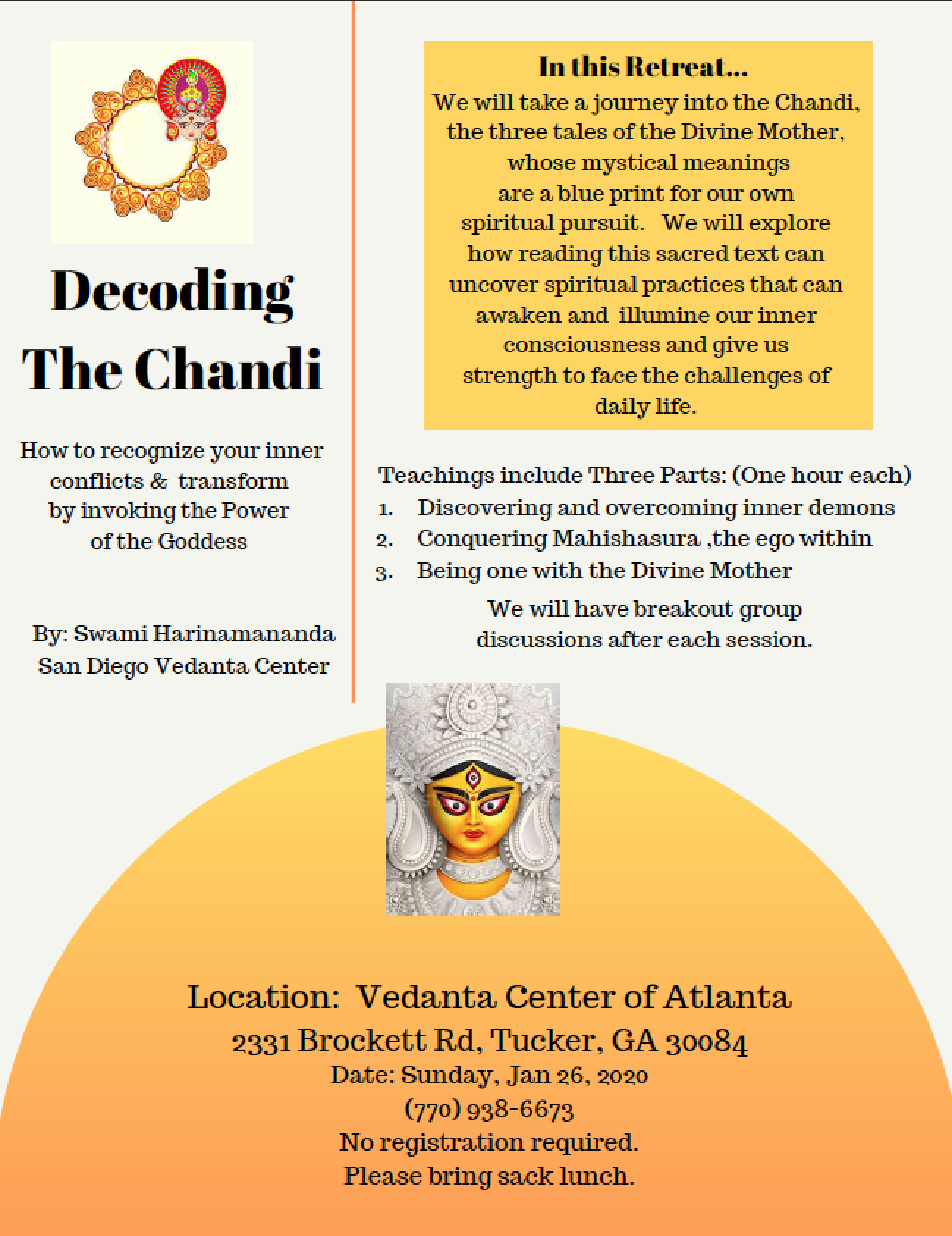 Decoding the Chandi flyer image link_