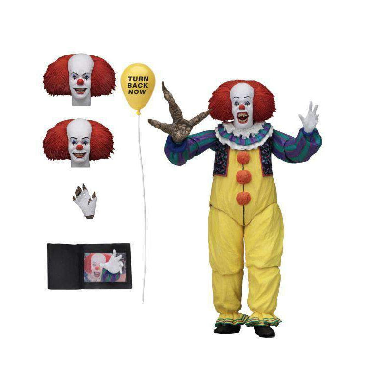 Image of It (1990) Ultimate Pennywise (Ver. 2) Figure