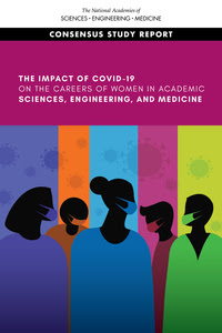 The Impact of COVID-19 on the Careers of Women in Academic Sciences, Engineering, and Medicine