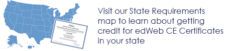 Visit our State Requirements map.