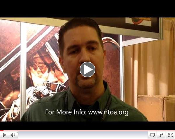 NTOA at the 2014 SHOT Show