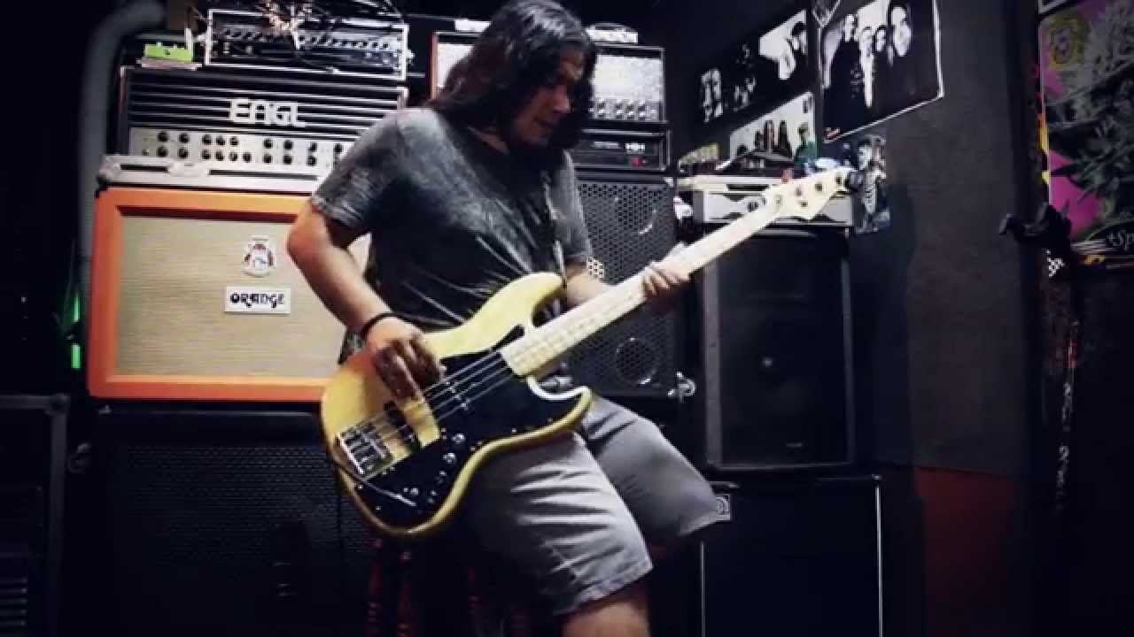 Chaos Before Gea  -  The Voice (Bass Playthrough)