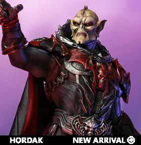 Masters of the Universe Legends Hordak Maquette