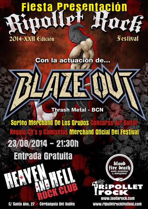 Ripollet Rock Festival 2014