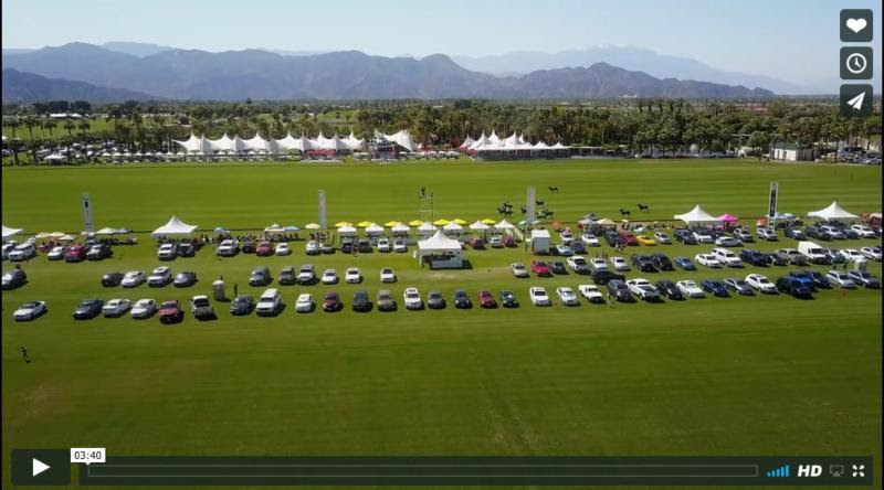News from Empire Polo Club