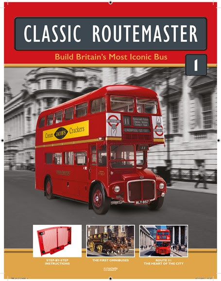 TfL Press Release - TfL partners with Hachette Partworks to create exclusive Routemaster magazine