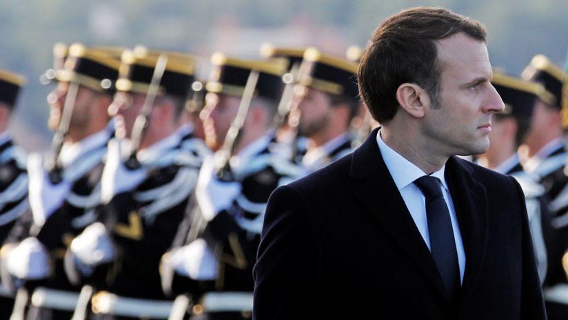Macron advierte del riesgo de guerra si Trump decide retirar a EE.UU. del acuerdo nuclear con Irán