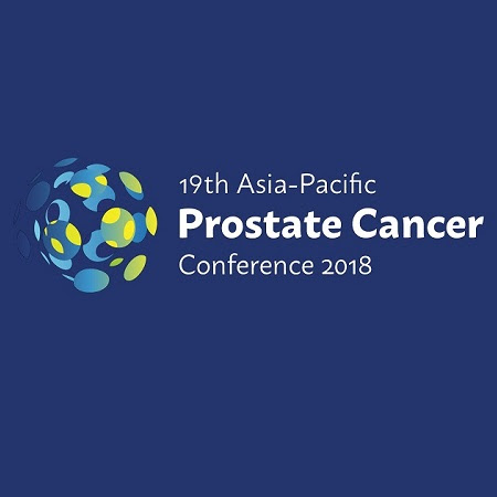 Logo of APCC, Asia-Pacific Prostate Cancer Conference