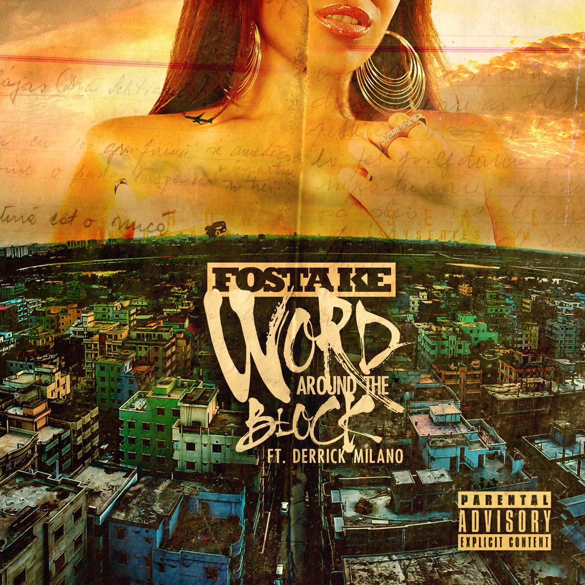 Fosta Ke - Word Around the Block  b