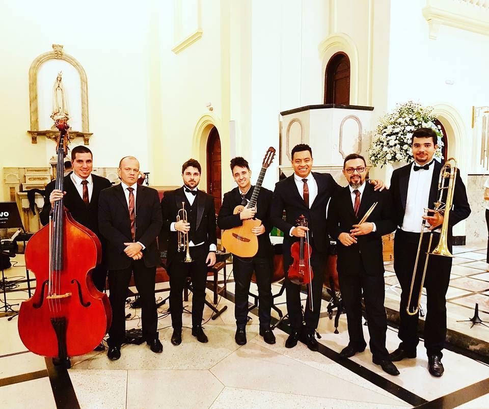 Orquestra 'Bravo' será a atração deste sábado no Projeto Música na Praça, em Tatui