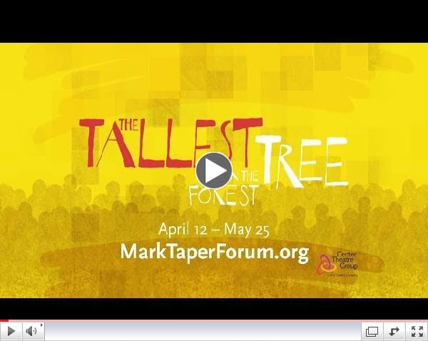 The Tallest Tree in the Forest | Mark Taper Forum | Center Theatre Group