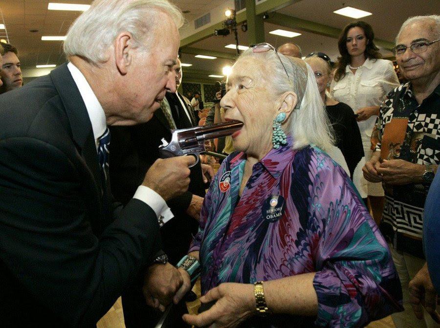Joe Biden and Gun