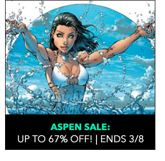 Aspen Sale: up to 67% off! Sale ends 3/8.