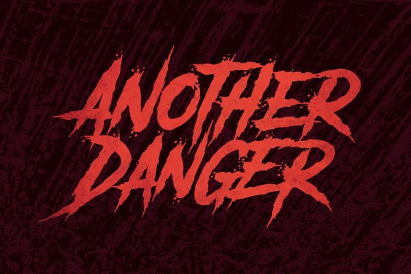 Another Danger Font