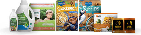Snackimals, Puffins and more.
