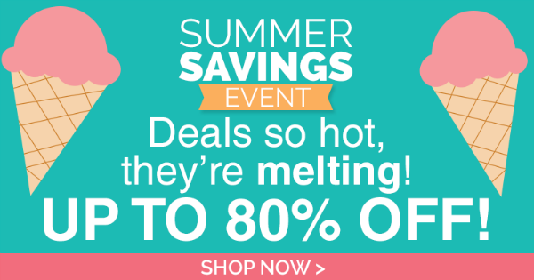 Summer Savings Event at Birthd...