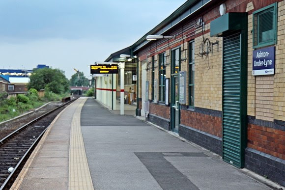 Residents invited to find out more about Ashton-under-Lyne station closure