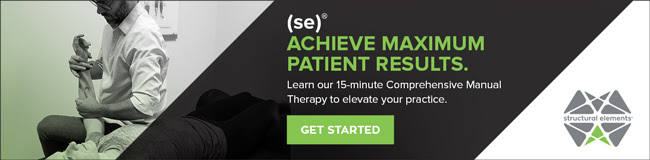 Connect to learn Structural Elements 15 minute Comprehensive Manual Therapy treatment