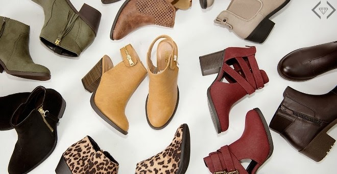 Ankle Boot Event + More!