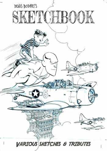 Denis Bodart Sketchbook