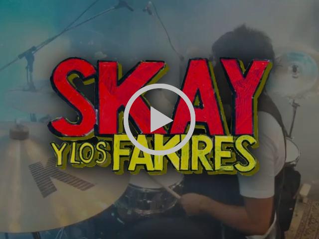 SKAY Y LOS FAKIRES en San Luis - 8 de abril