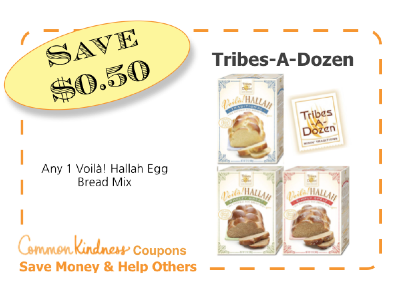 Tribes-A-Dozen CommonKindness coupon