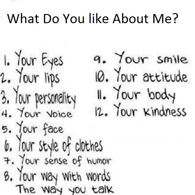 answers-to-what-do-you-life-about-me