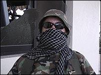 Hezbollah fighter