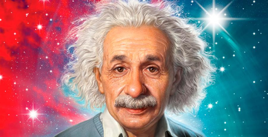 Einstein Inspires the pursuit of my Greatest Dreams