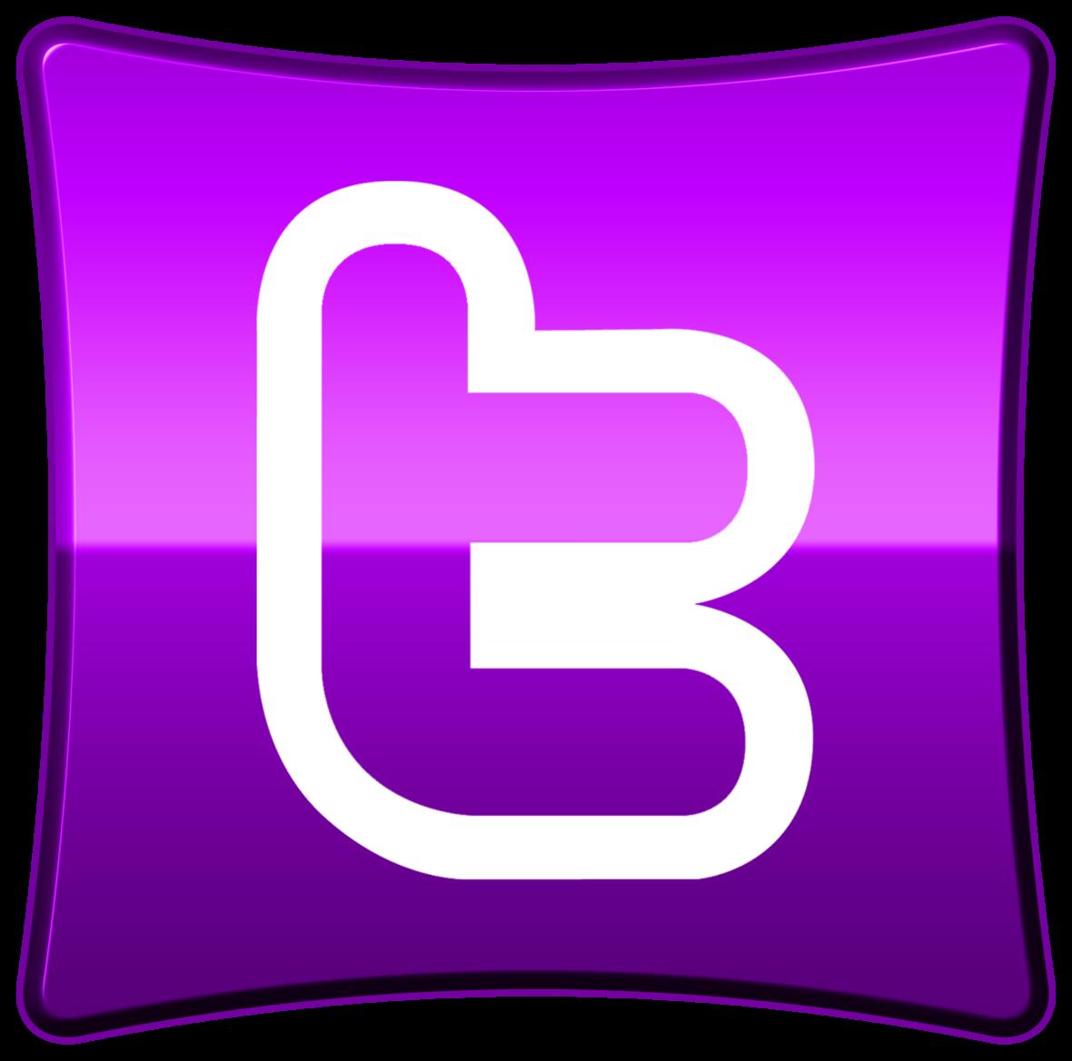 PurpleTwitterButton