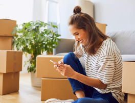 Sådan ændrer budgettet sig, når du flytter hjemmefra