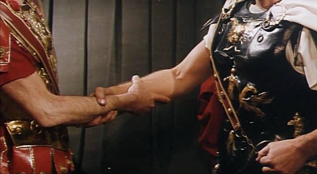 Image result for приветствия римлян рука локоть