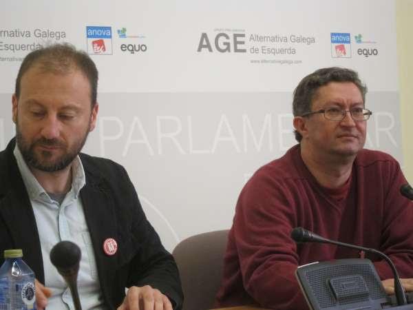 AGE pide al Valedor estudiar cuántos niños en Galicia sufren carencias alimenticias pues la Xunta