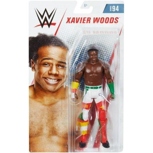 Image of WWE Basic Series 94 - Xavier Woods
