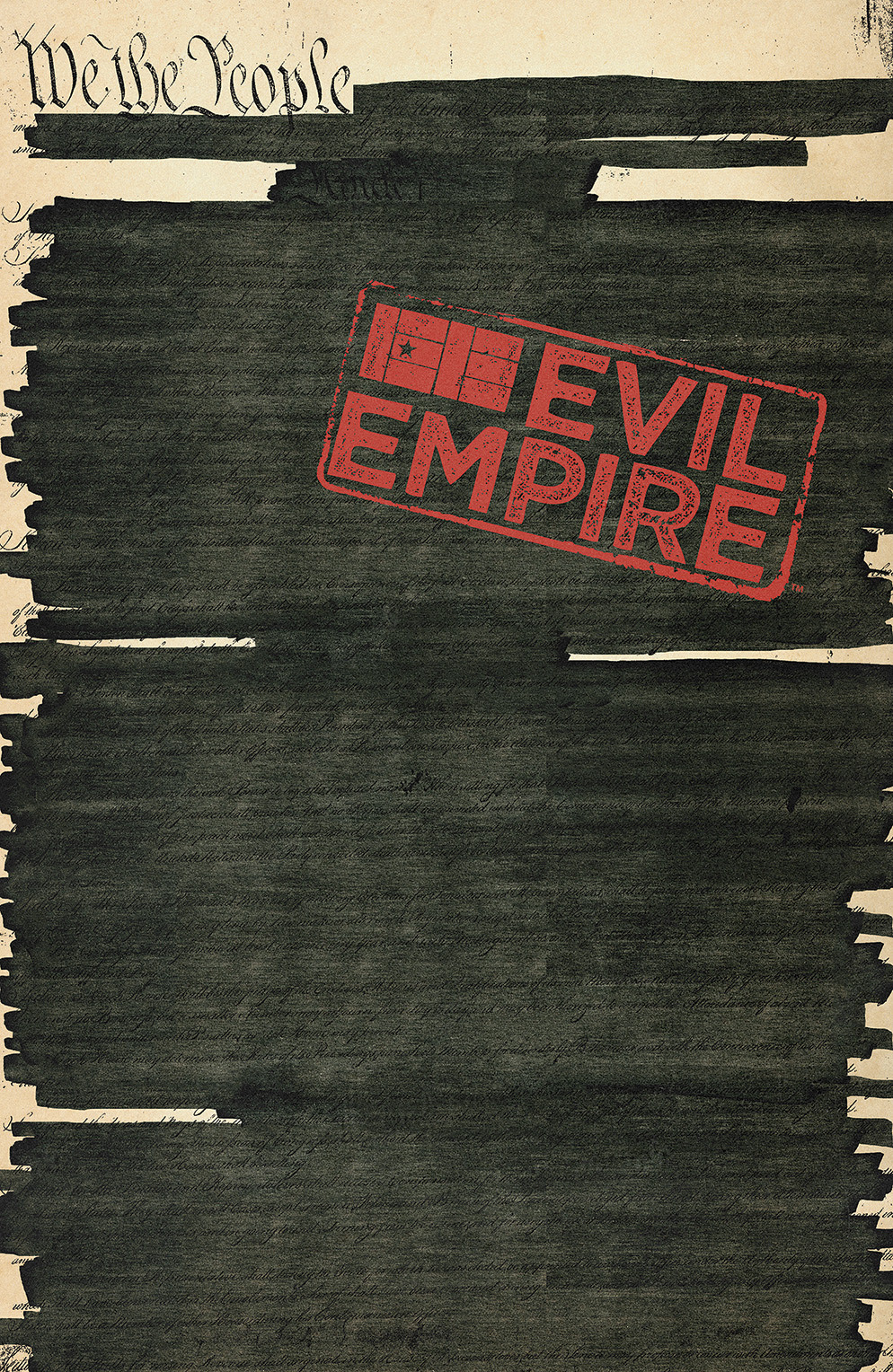 EVIL EMPIRE #6 Cover by Jay Shaw