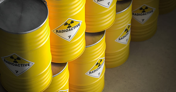 Nucléaire: le stock d'uranium appauvri pourrait devenir un déchet radioactif