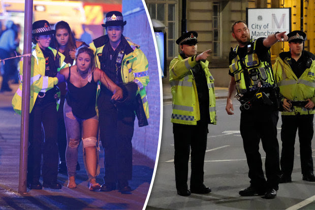 Image result for terrorist attacks manchester arena
