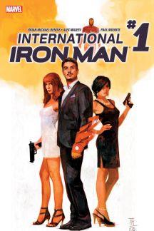 International Iron Man #1