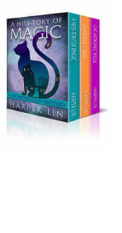 The Wonder Cats Mysteries Box Set: Books 1–3