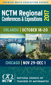 2017 NCTM Regional Conferences & Expositions